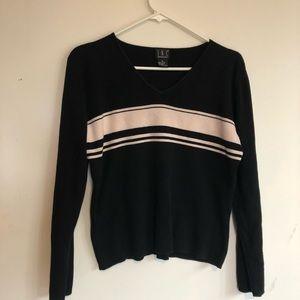 INC V-neck sweater